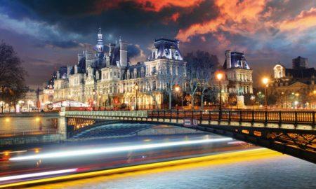 hotel ville mairie paris